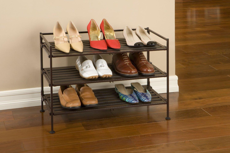 Обувница- этажерка в прихожей