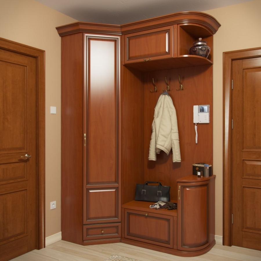 распашная система шкафов