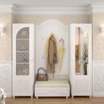 Мебель в узорами в стиле прованс