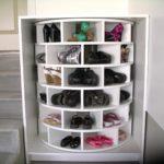 Функциональное размещение обуви