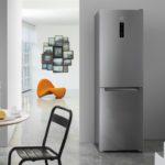 холодильник в стиле хай тек