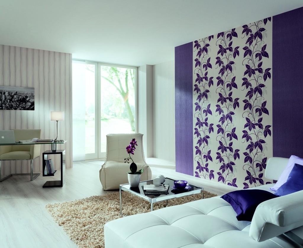 панорамного сочетание разных обоев в одной комнате фото масленица