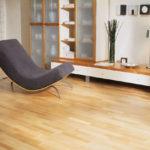 линолеум в современной квартире