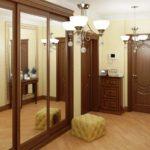 Мебель для большого коридора