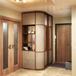 Многофункциональная мебель в коридор