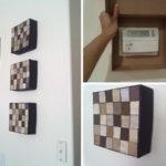 щиток под шахматную доску
