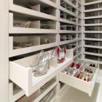 Выдвижная система хранения обуви