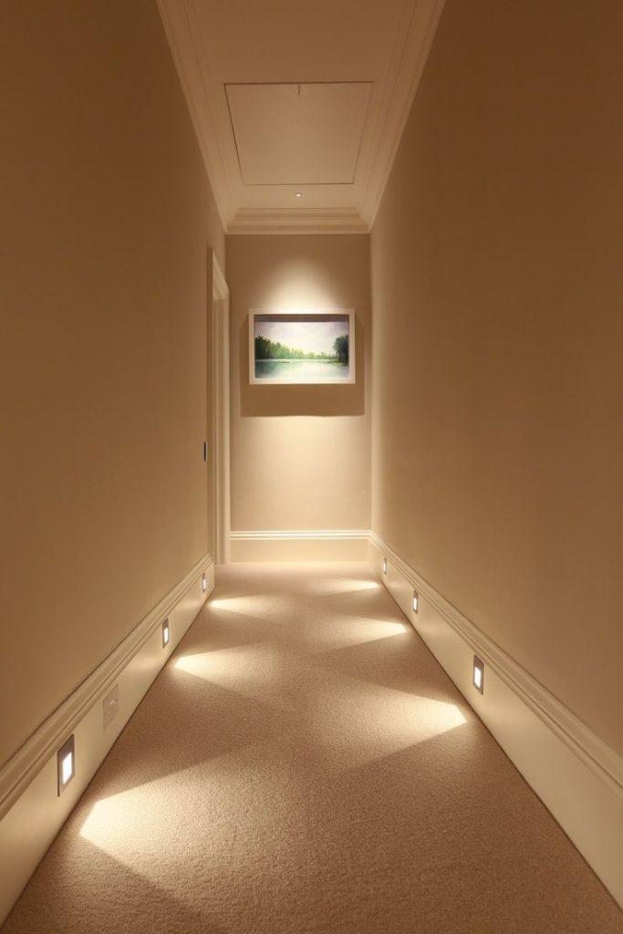 светильники на полу