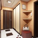 интерьер в стандартной квартире