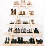треугольная обувница