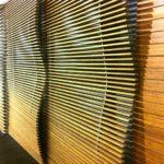 бамбук для декора стен