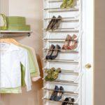 Стеллаж для обуви в шкафу