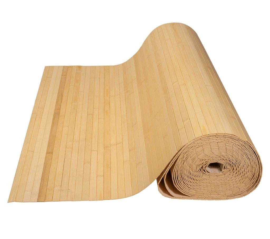 обои из бамбукового полотна