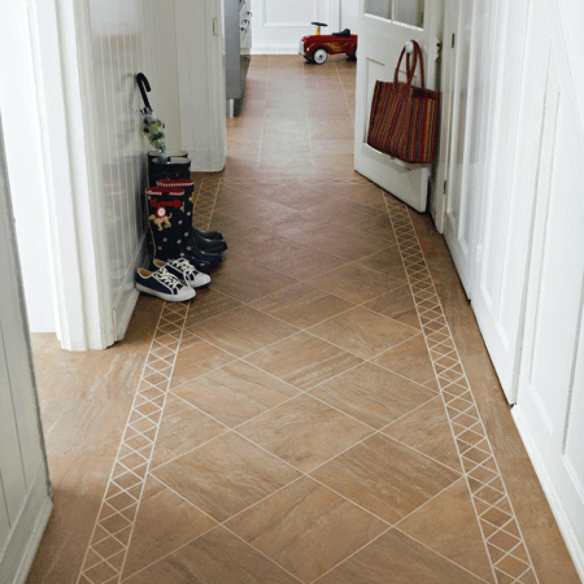 напольное покрытие в коридор