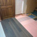 пленочный теплый пол под плиткой