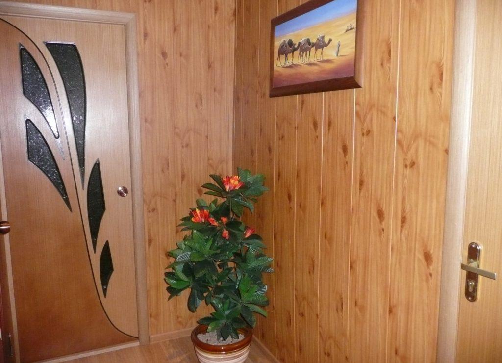 стеновые панели пвх для прихожей